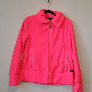 Calvin Klein hot pink fleece